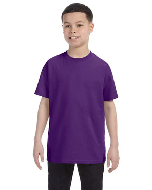 Gildan Youth - PURPLE - G5000B - ENDS Monday overnight - Ready to ship Friday