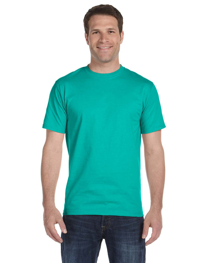 Gildan tshirt - G8000 - DryBlend - JADE DOME - ENDS Monday night - Ready to ship Friday