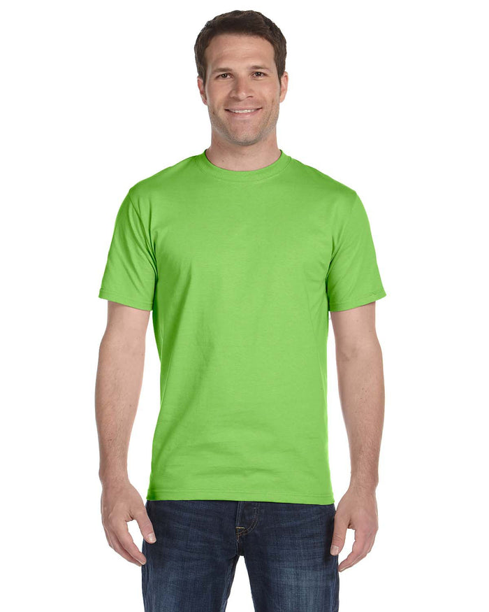 Gildan tshirt - G8000 - DryBlend - LIME- ENDS Monday night - Ready to ship Friday