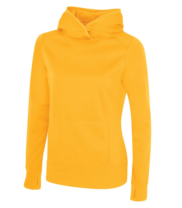 ATC GAME DAY FLEECE LADIES' HOODIE - L2005 - Gold - ENDS MONDAY OVERNIGHT - READY TO SHIP FRIDAY