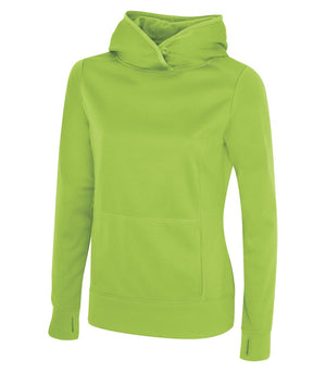 ATC GAME DAY FLEECE LADIES' HOODIE - L2005 - Lime Shock - ENDS MONDAY OVERNIGHT - READY TO SHIP FRIDAY