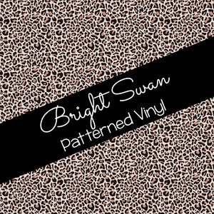 Patterned Vinyl & HTV - Leopard 02