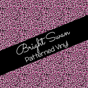 Patterned Vinyl & HTV - Leopard 03