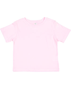 Rabbit Skins Toddler T-shirt - 3301 - PINK - Ends Monday overnight - Ready to ship Friday