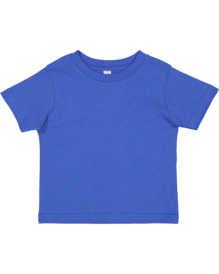 Rabbit Skins Toddler T-shirt - 3301 - ROYAL - Ends Monday overnight - Ready to ship Friday