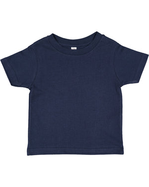 Rabbit Skins Toddler T-shirt - 3301 - NAVY - Ends Monday overnight - Ready to ship Friday