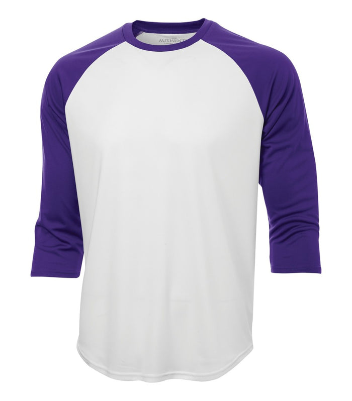ATC PROTEAM BASEBALL JERSEY - S3526 - White/Purple - Ends Monday Overnight - Ready to Ship Friday