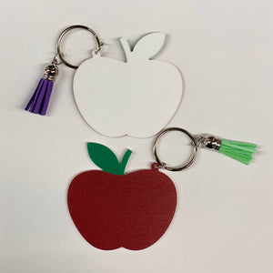 Apple key chain - Extras - Ready to ship early Oct