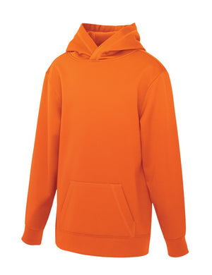 ATC Game Day Fleece Youth Hoodie - Y2005 - Deep Orange - Ends Monday Overnight - Ready to ship Friday