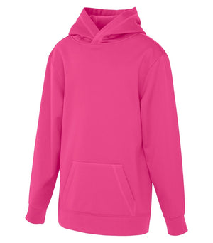 ATC Game Day Fleece Youth Hoodie - Y2005 - Extreme Pink - Ends Monday Overnight - Ready to ship Friday