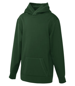 ATC Game Day Fleece Youth Hoodie - Y2005 - Forest Green - Ends Monday Overnight - Ready to ship Friday