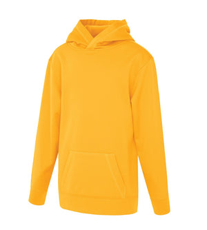 ATC Game Day Fleece Youth Hoodie - Y2005 - Gold - Ends Monday Overnight - Ready to ship Friday