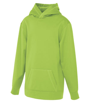 ATC Game Day Fleece Youth Hoodie - Y2005 - Lime Shock - Ends Monday Overnight - Ready to ship Friday