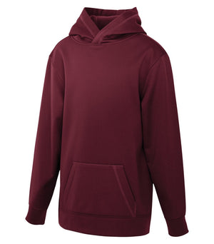 ATC Game Day Fleece Youth Hoodie - Y2005 - Maroon - Ends Monday Overnight - Ready to ship Friday