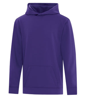 ATC Game Day Fleece Youth Hoodie - Y2005 - Purple - Ends Monday Overnight - Ready to ship Friday