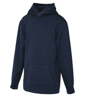 ATC Game Day Fleece Youth Hoodie - Y2005 - True Navy - Ends Monday Overnight - Ready to ship Friday