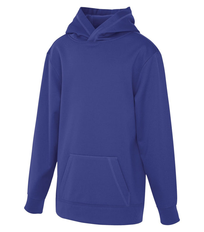 ATC Game Day Fleece Youth Hoodie - Y2005 - True Royal - Ends Monday Overnight - Ready to ship Friday
