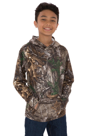 ATC REALTREE FLEECE HOODIE - YOUTH - Ends Monday overnight - Ready to Ship Friday
