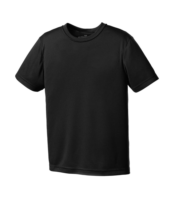 ATC Pro Team Short Sleeve Youth Tee - Y350 - Black - Ends Monday Overnight - Ready to ship Friday