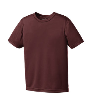 ATC Pro Team Short Sleeve Youth Tee - Y350 - Maroon - Ends Monday Overnight - Ready to ship Friday