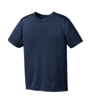 ATC Pro Team Short Sleeve Youth Tee - Y350 - True Navy - Ends Monday Overnight - Ready to ship Friday