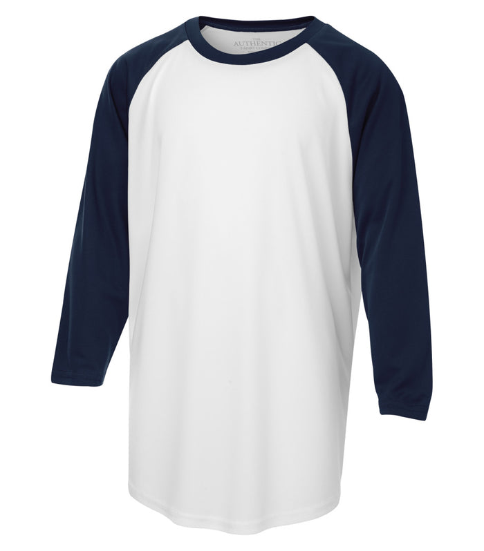 ATC PROTEAM BASEBALL YOUTH JERSEY - Y3526 - White/True Navy - Ends Monday Overnight - Ready to Ship Friday