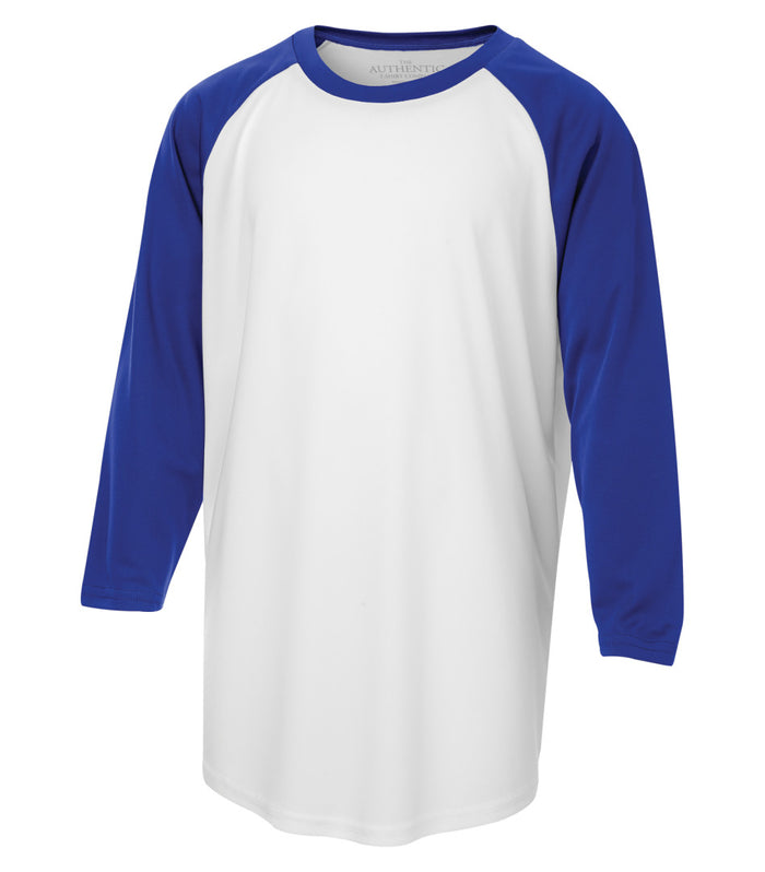 ATC PROTEAM BASEBALL YOUTH JERSEY - Y3526 - White/True Royal - Ends Monday Overnight - Ready to Ship Friday