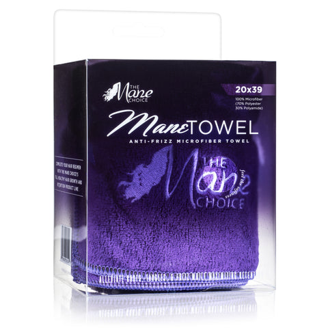 Mane Towel - Anti-Frizz Microfiber Towel