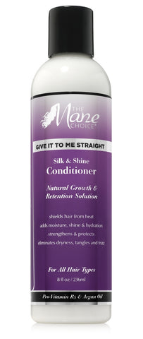 Give It To Me Straight Silk & Shine Conditioner