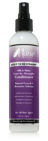 Give It To Me Straight Silk & Shine Leave-In Detangler