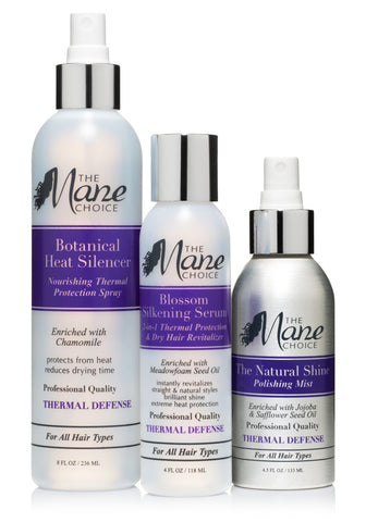 Thermal Defense Silkening Collection