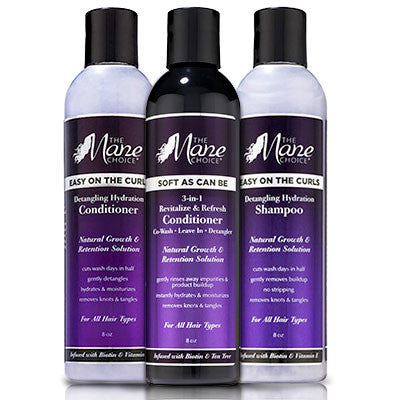 Image result for the mane choice products