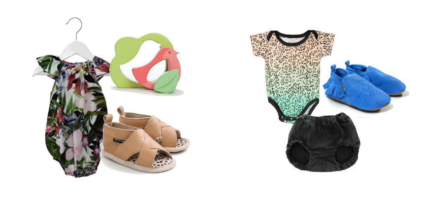 Baby Summer Outfit ideas