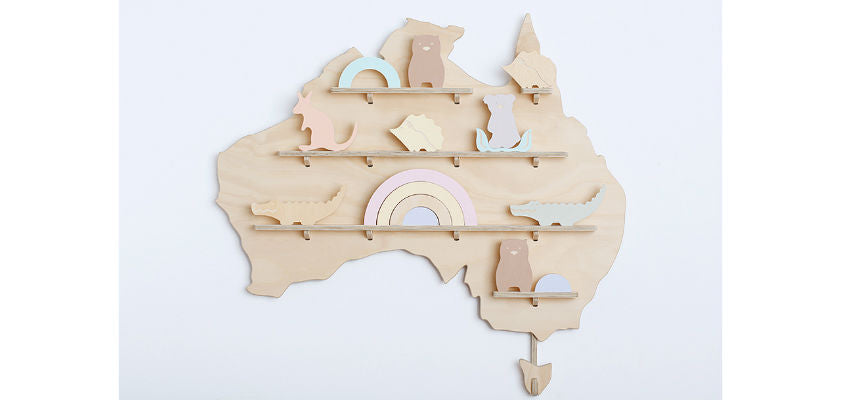 One Two Tree Australia Treasure Board