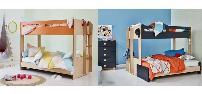 Snooze Charlie Bunk Beds