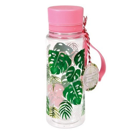 Tropical Palm Water Bottle