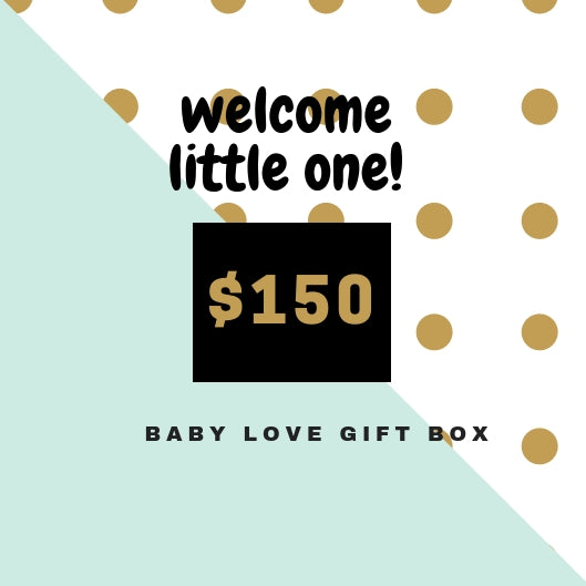 Baby Love Gift Box Love by Five