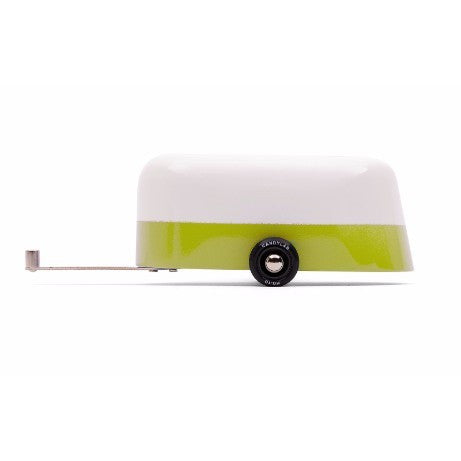 Candylab Camper Trailer Lime Green Love By Five
