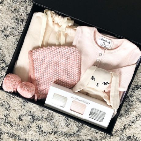 Love By Five baby love gift box girl