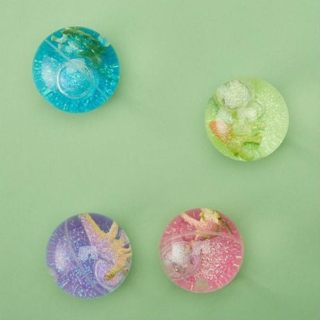 Dinosaur LED bounce ball love by five