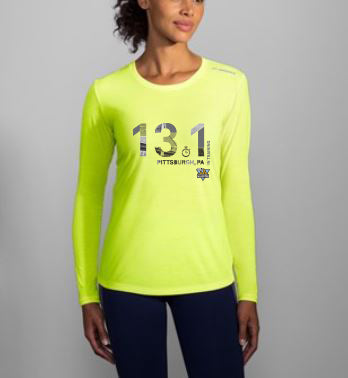 2019 Women's 13.1 In Training Long Sleeve