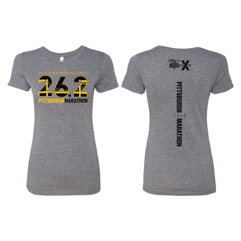 2018 26.2 Women's Short Sleeve