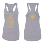 2018 Women's Grey Marathon Tank