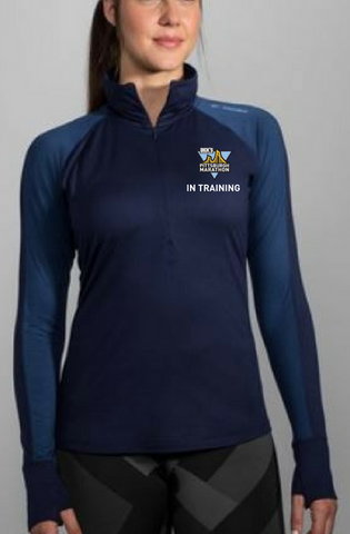 2019 DICK'S Sporting Goods Pittsburgh Marathon Women's In Training 1/2 Zip