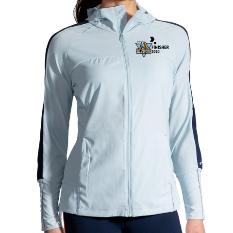 2020 DICK'S Sporting Goods Pittsburgh Marathon Women's Finisher Jacket