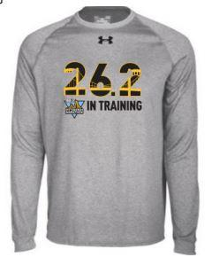 26.2 In Training Long Sleeve - DICK'S Sporting Goods Pittsburgh Marathon