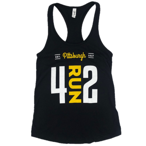 4RUN2 Women's Tank - Black