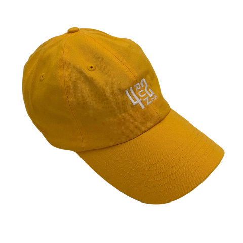 4RUN2 Gold Hat