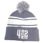 4RUN2 Beanie - Grey