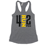 4RUN2 Women's Tank - Grey